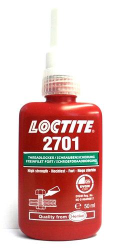 LOCTITE 2701 (250 ML), frenafiletti, alta resistenza