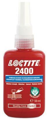 LOCTITE 2400 (50 ML), frenafiletti, resistenza media