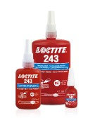 LOCTITE 243 (250 ML), frenafiletti, media resistenza
