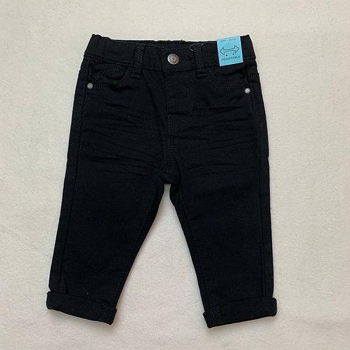 baby boy black pant 6m