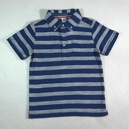 Boys grey blue t-shirt