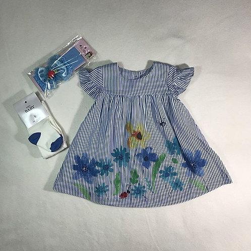 garden dress 2 piece set