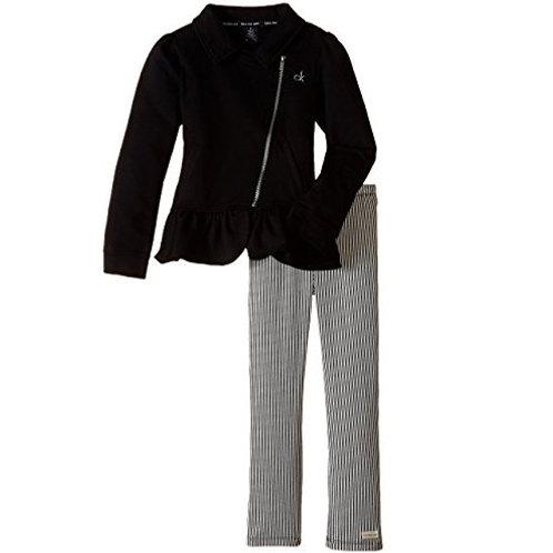 Calvin Klein  Black Jacket & leggings
