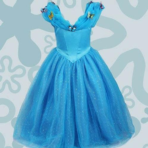 Princess Cinderella Butterflies dress