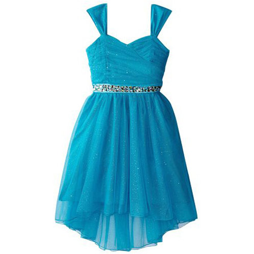 Speechless blue girl dress