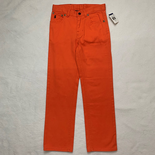 Ralph Lauren orange pant 7 years
