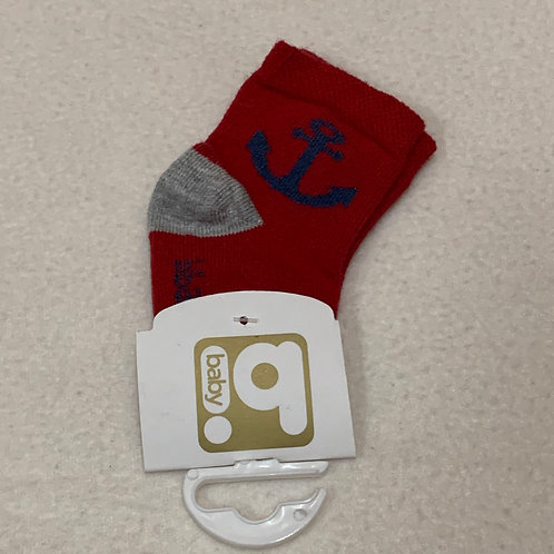 Baby Socks Anchor