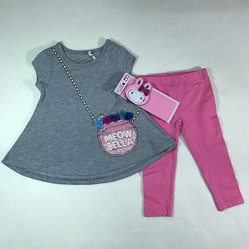 baby girl pink set