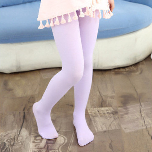 Girls Light Purple tight