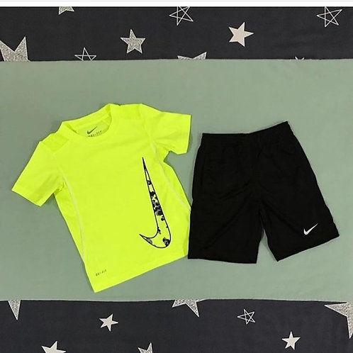 Nike yellow boys set