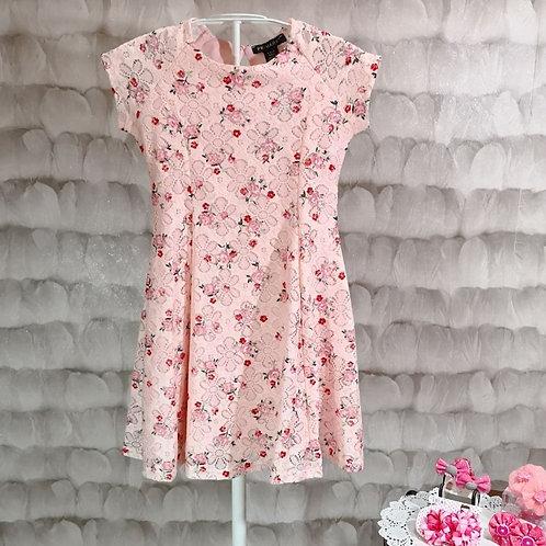 girls baby pink dress