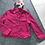 Thumbnail: crazy 8 ruffle microfleece jacket pink