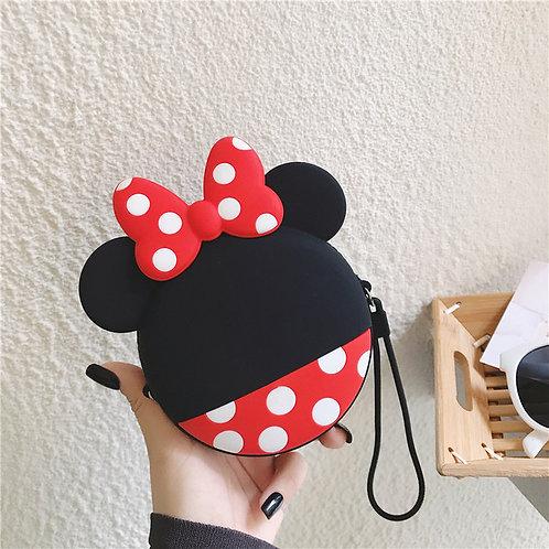 Cute Minnie Mouse coin bag