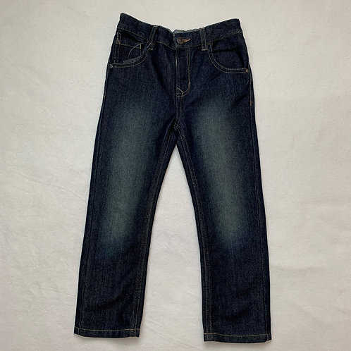 Boys dark jeans pants 5-6