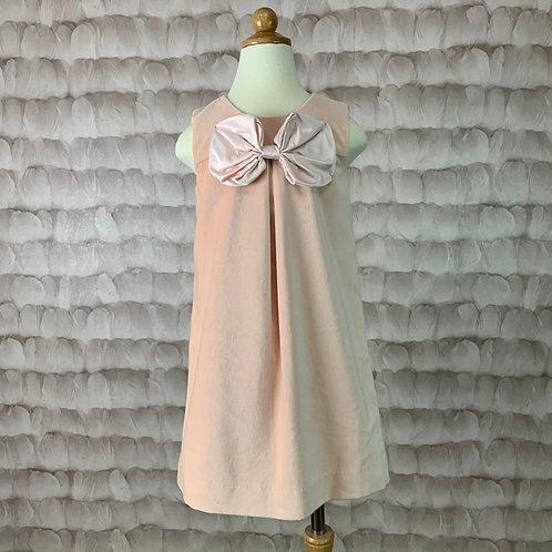 CAMILLA salmon pink dress