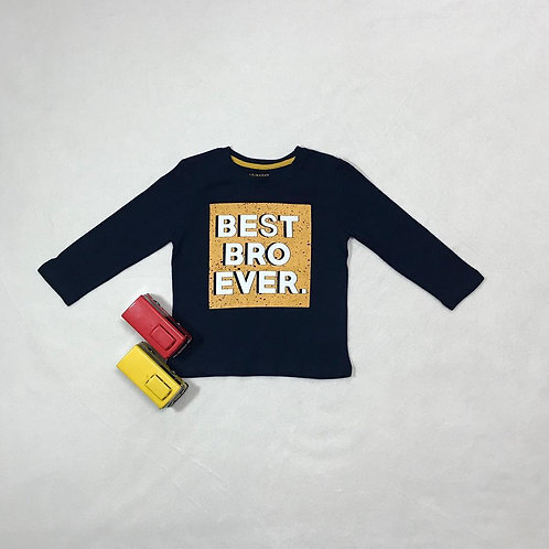 Best Brother Ever boys t-shirt