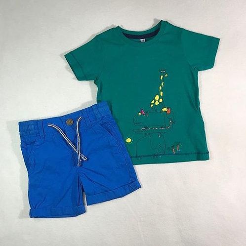 baby boy short set
