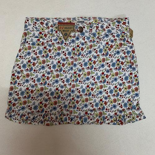 Stretch Ruffle Skirt