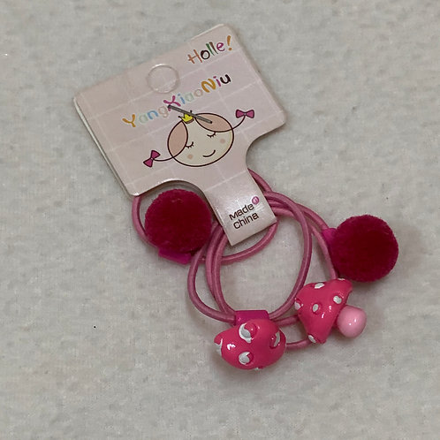 Baby girl hair ties 4 pieces
