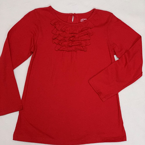 Girls Red tunic