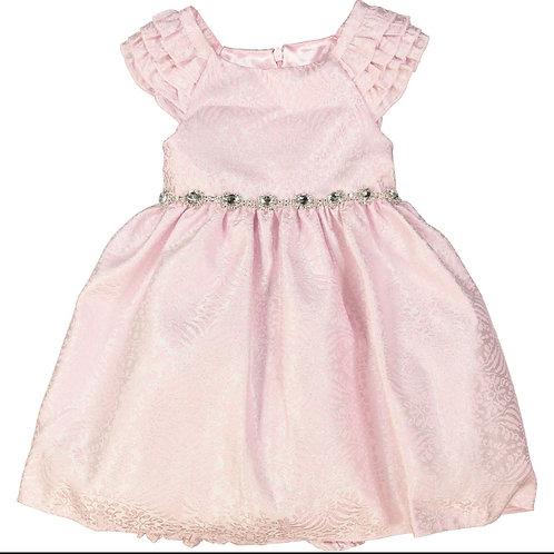 AMERICAN PRINCESS Pink Patterned Dress