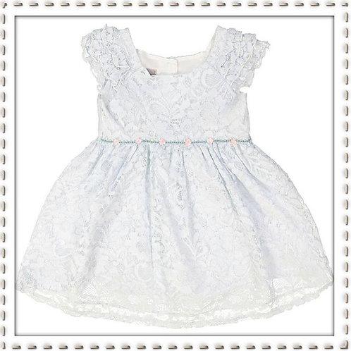 PIPPA & JULIE Two Piece Powder Blue Lace Dress