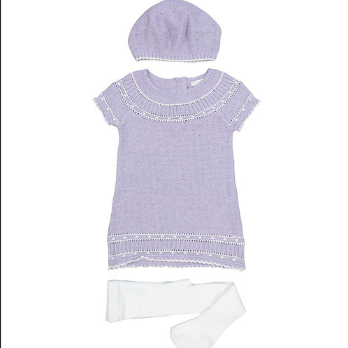 Rachel Ashwell Lilac Tunic Clothing Set
