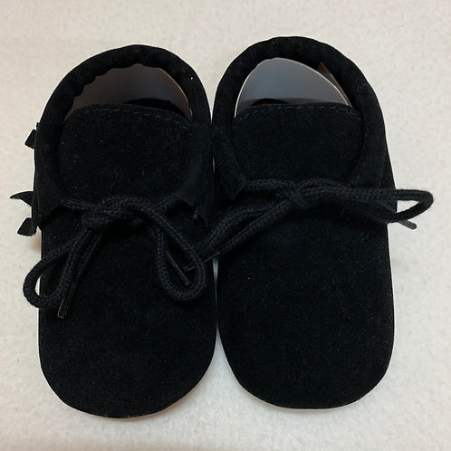 Baby girl black shoes