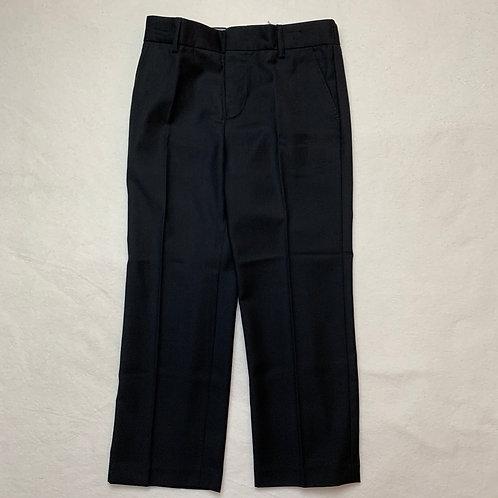 Boys black pants 7 years