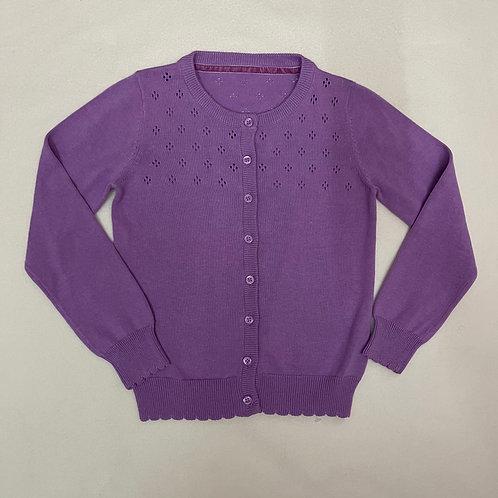 Girls purple jackets