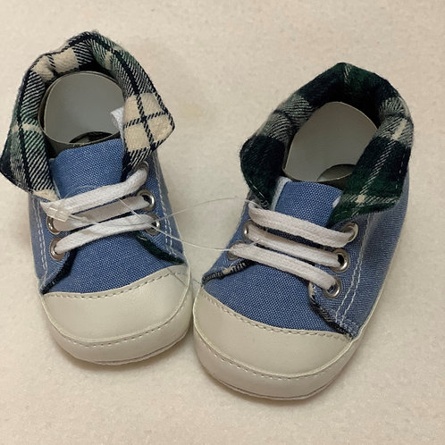 Sport Denim baby shoes
