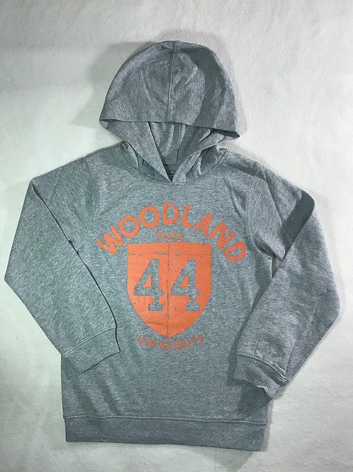 Boys Grey Pull-Over