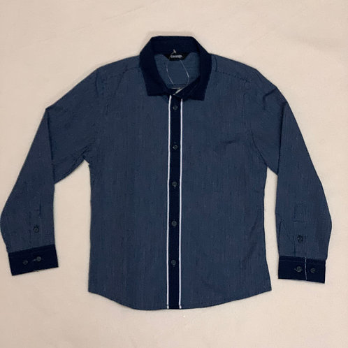 Blue boys shirt