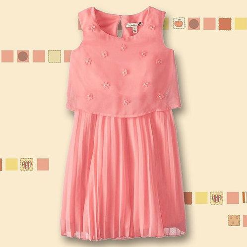 Speechless pink girl dress