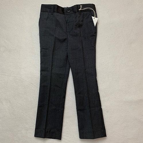 Boys grey slim fit pants