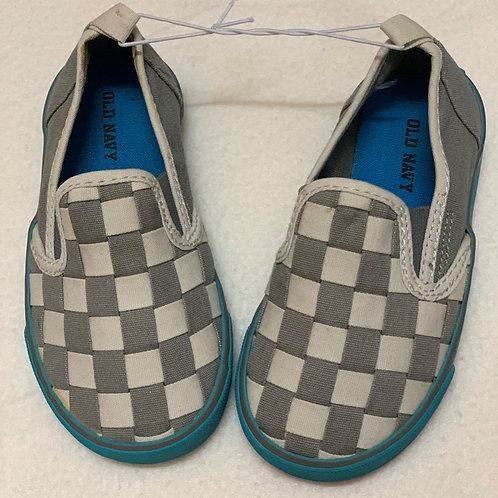 Old Navy  grey boys shoes