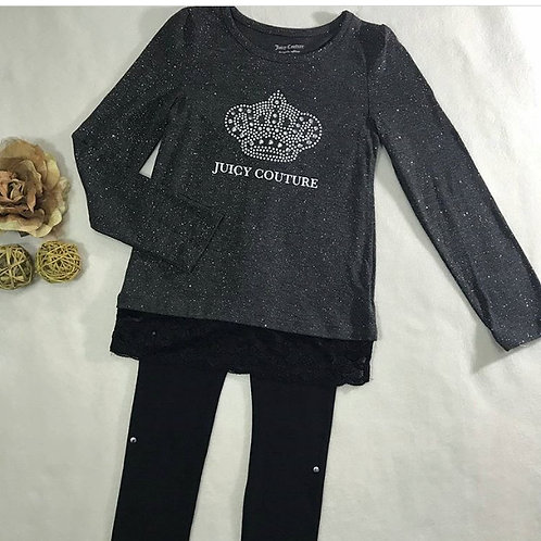 Juicy Couture  Gray Tunic