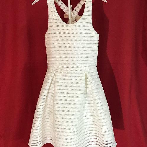 Dorissa Girl white dress