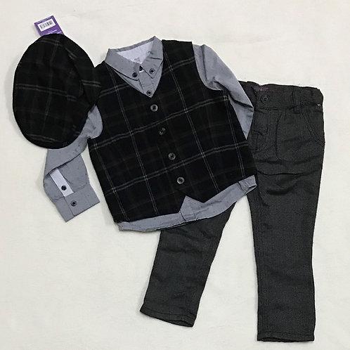 Black & Gray boys suits