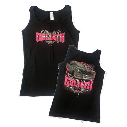 """2020"" Goliath Ladies Tank"