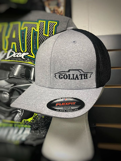 Goliath Mesh Back Fitted