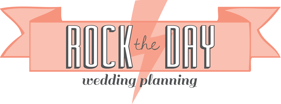 Rock The Day Wedding Styling