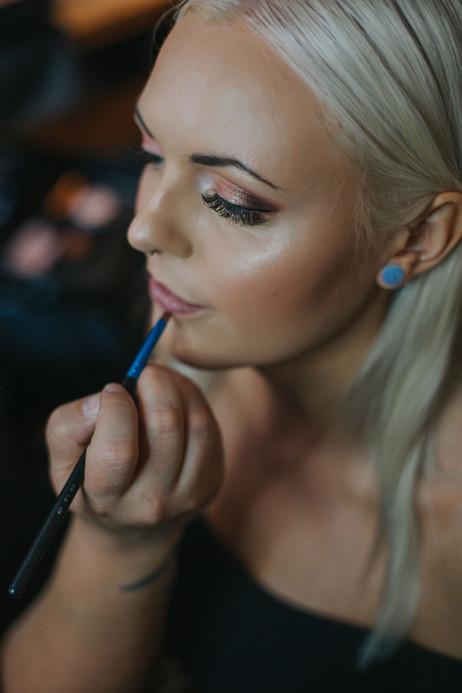 AS Bridal Makeup