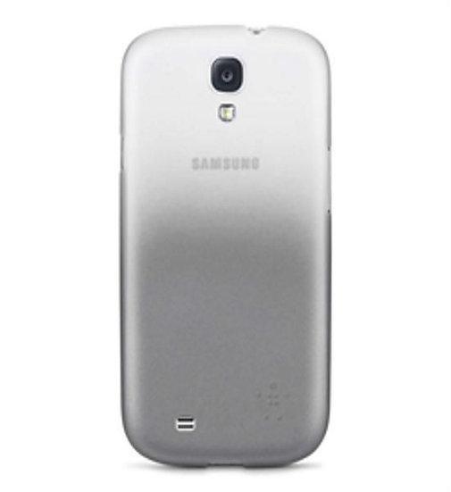 Belkin Micra Glam Matte For Samsung Galaxy S4 In Clear