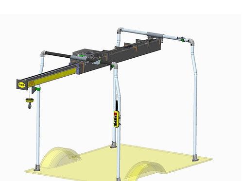 Universal Mounting Frame