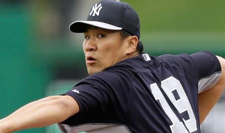 Tanaka #1 overall?