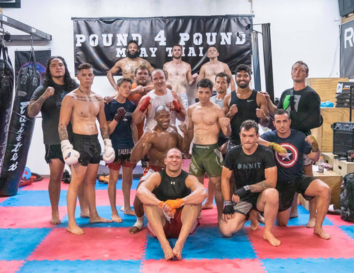 P4P Muay Thai