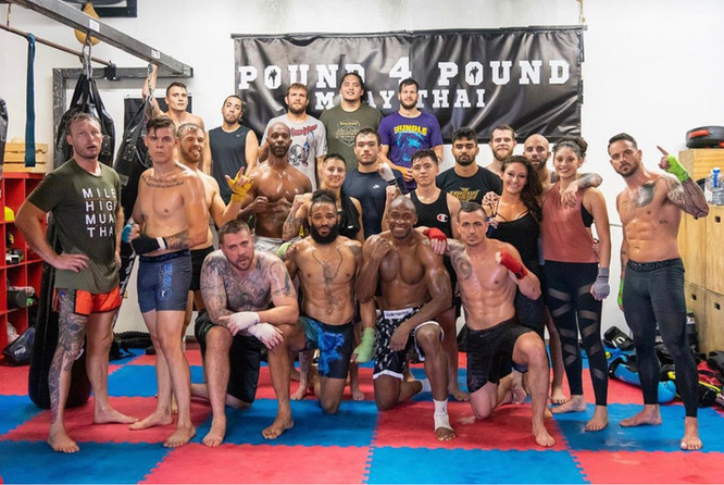 professionals pound 4 pound fitness