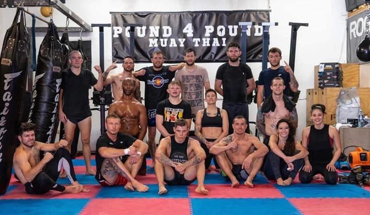 Pound 4 Pound Muay Thai