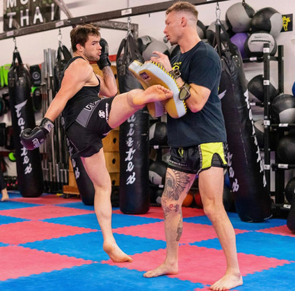 Kickboxing Pound 4 Pound Fitness